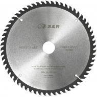 Пиляльний диск S&R WoodCraft 230x30x2.4 Z60 238060230
