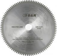 Пиляльний диск S&R UniCut 254x30x3.2 Z96 243096254
