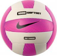 Волейбольний м'яч Nike SoftSet Outdoor N.VO.07.927.NS р. 5