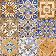 Плитка Tiger Кафель мозаика (8,2x8,2) 25x25