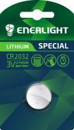 Батарейки Lithium CR 2032 1 шт. (70320101)