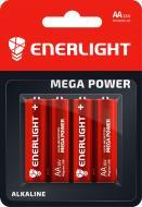 Батарейки Mega Power AA (R6, 316) 4 шт. (90060104)