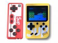 Приставка с джойстиком Sundy Dendy SEGA 8bit SUP Game Box 400 игр Желтый (SMT193252151)