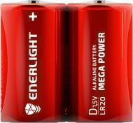 Батарейки Mega Power D (R20, 373) 2 шт. (90200202)