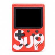 Приставка SUP SEGA 8bit SUP Game Box 400 игр Красная (smt87492694)