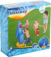 Іграшка Bestway 52246 Боксерська груша Акула 74х74х132 см