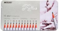 Олівець графітний Raffine 7000-12TN