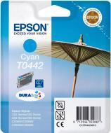 Картридж Epson  Т0442 Сyan C13T04424010 синій C13T04424010