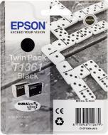 Картридж Epson  K101/K201/K301 black (double) black х2 C13T13614A10
