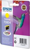 Картридж Epson  T0804 Yellow new C13T08044011 жовтий C13T08044011