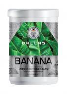 Маска Dallas Banana для зміцнення волосся 1000 мл