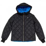 Куртка Converse 10006836-001 р.S черный