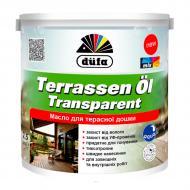 Масло для древесины Dufa Terrassen Ol мат 0,75 л