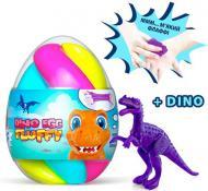 Ароматний слиз-лизун OKTO Fluffy Dino Egg 140 мл 80091