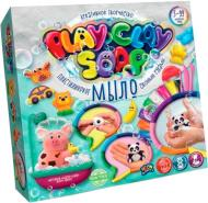 Мило пластилінове Danko Toys play clay soap PCS-01-01,02