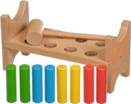 Стучалка Іграшки з дерева Гвозди-перевертыши прямоугольник