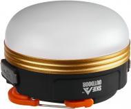 Ліхтар для кемпінгу SKIF Outdoor Light Drop black/orange