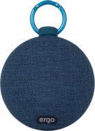 Портативна колонка Ergo BTS-710 1.0 blue