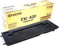 Картридж Kyocera TK-420 370AR010 чорний