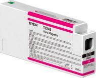 Картридж Epson P6000/7/8/9 350ml рожевий