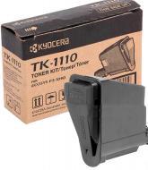 Тонер-картридж Kyocera TK-1110 1T02M50NXV чорний