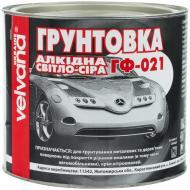 Ґрунтовка алкідна світло-сіра ГФ-021 Velvana 2.2кг