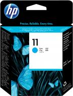 Друкуюча головка HP №11 C4811A cyan