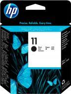 Друкуюча головка HP 11 C4810A black