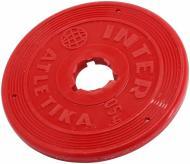 Диск InterAtletika для грифа 0,5 кг SТ 521-1