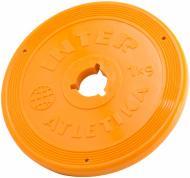 Диск InterAtletika для грифа 1 кг SТ 521-2