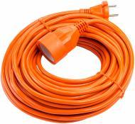 Подовжувач Expert Power зі шторками 10А max 2200Вт без заземлення 1 гн. помаранчевий 20 м