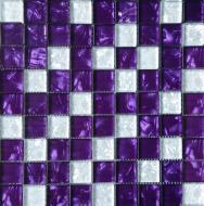 Плитка Vivacer Мозаїка Mix Violet 30х30