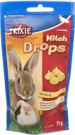 Вітаміни TRIXIE Milch drops з медом та молоком 75 г 6024