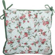 Подушка на стілець Маленькі троянди 40х40 см La Nuit