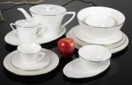 Сервіз столово-чайний Bamboo Pearl на 39 предметів на 6 персон Narumi