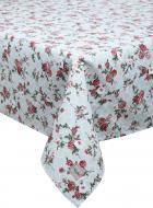 Скатертина Romantic Маленькі троянди 109x136 см різнокольоровий La Nuit