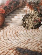 Плитка Golden Tile Troyanda Sorrento декор №6 60Б361 25x33