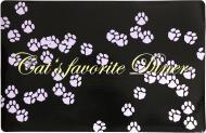 Килимок TRIXIE Cats favourite Diner під миску 44х28 см 24547