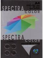 Папір кольоровий Spectra Color A4 80 г/м 100 аркушів чорний