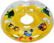 Круг для купання Delfin EuroStandard жовтий 200010