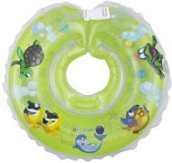 Круг для купання Delfin EuroStandard зелений 200011