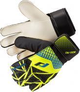 Воротарські рукавиці Pro Touch Force 300 AG р. 10 чорно-жовтий