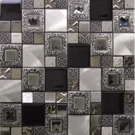 Плитка Intermatex Frame Silver 30х30