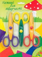 Ножницы детские в наборе 13 см 1 вересня