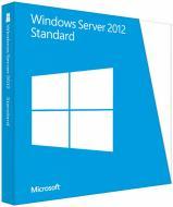 Программное обеспечение IBM Windows Server Standard 2012 (2CPU) - Russian ROK (00Y6274)