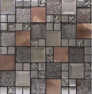 Плитка Intermatex Kaos Silver 30х30