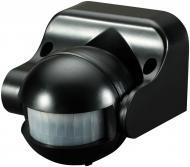 Датчик руху  E.next (e.sensor.pir.09.black) s061003