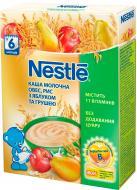 Каша молочная Nestle Овес, рис с яблоком и грушей 7613035675001 200 г