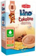 Каша безмолочная Lino Cokolino Пшеничная с шоколадом 3850104230011 200 г