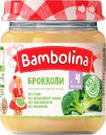Пюре Bambolina Брокколи 100 г 4813163002011